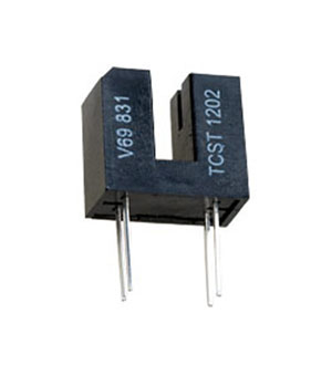 TCST1202, SENSOR TRANS. NO FLAGS, 0,5MM APERT-e4