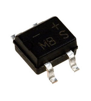MB2S, 4-SOIC