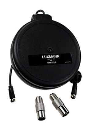 509-102 РУЛЕТКА LUXMANN AUTOMATIC REEL TV-102 8.0 М